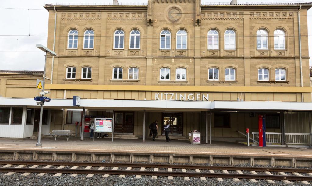 Bahnhof Kitzingen/Kitzingen Station