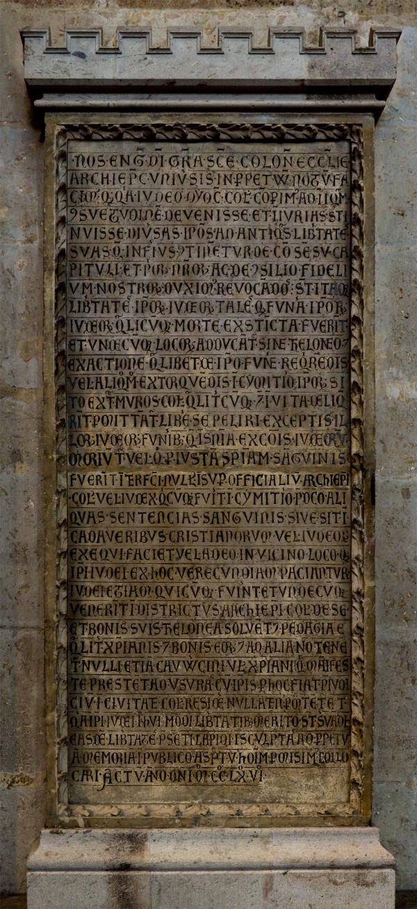 Judenprivileg, 1266