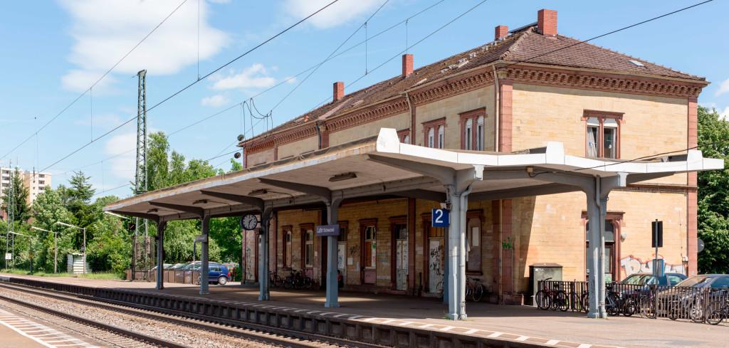 Lahr Bahnhof, 2015
