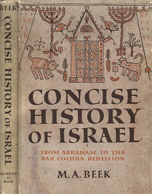 Concise History of Israel