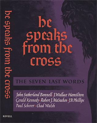 He Speaks from the Cross