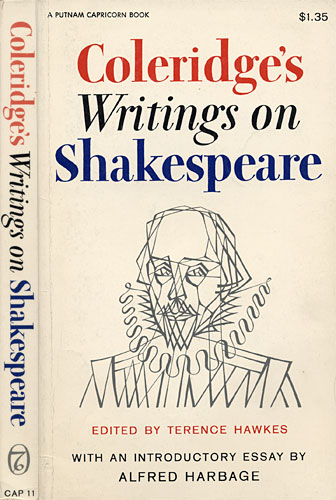 writing and shakespeare