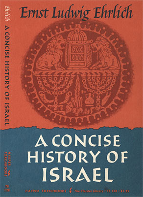 A Concise History of Israel