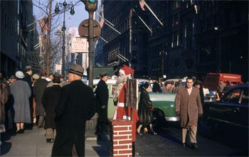 Fifth Avenue, 1950s
