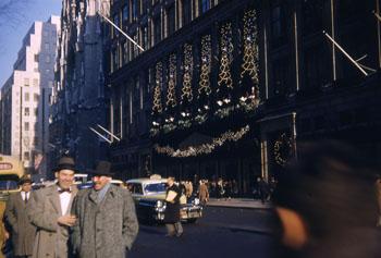 Saks Fifth Avenue, 1950s