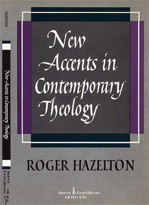 New Accents in Contemporary Theology