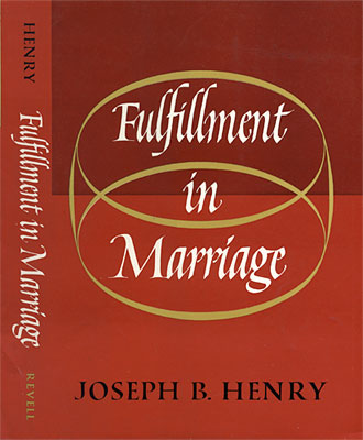 Fulfillment in Marriage