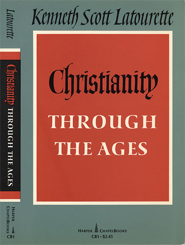 Christianity Through the Centuries by Earle E. Cairns, Ph.D (1980, HB)
