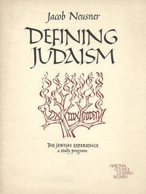 Defining Judaism: A Syllabus