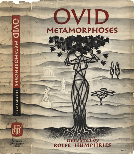 the power of love in the metamorphoses of ovid