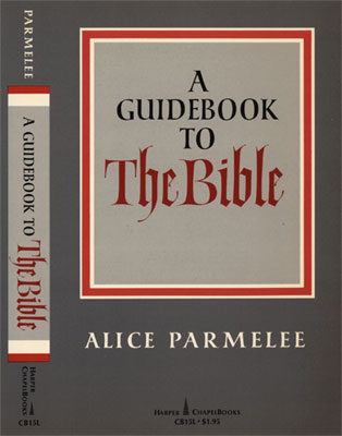 A Guidebook to the Bible
