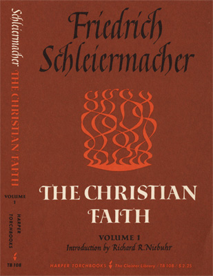 The Christian Faith, volume 1
