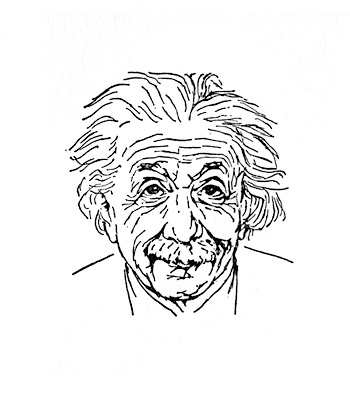 Giants of Justice-Albert Einstein