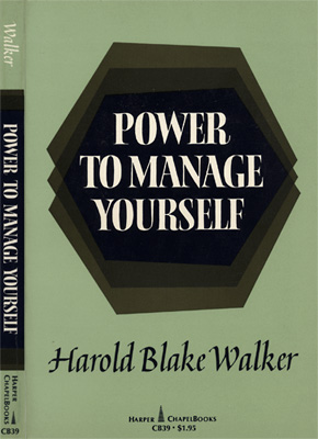 Power to Manage Yourself