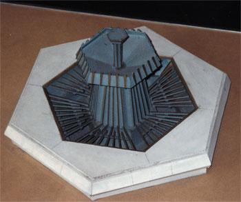 Fountain model
