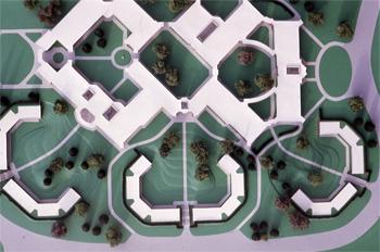 Proposal for a mausoleum complex