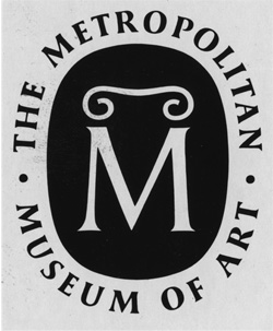 Sketch for Metropolitan Museum of Art logo