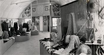 Exhibition in Jerusalem 1950