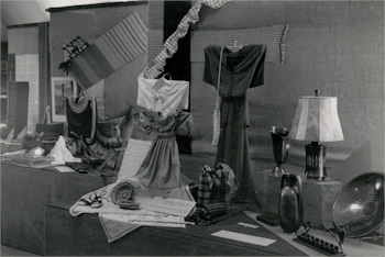 Exhibition in Jerusalem 1950