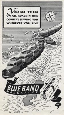 Blue Band Margarine ad
