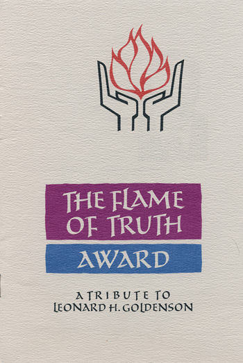 Flame of Truth Award program