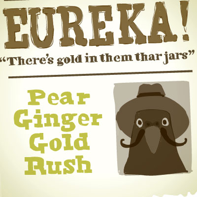 Ginger Pear Gold Rush